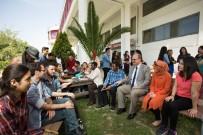 YÜZ YÜZE - Yabancı Uyruklu Öğrenciler İçin Memnuniyet Araştırması