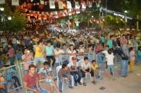 Yeşilli Kiraz Festivali Renkli Görüntülere Sahne Oldu