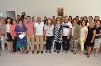 YıLBAŞı - Zeytinköy Kadın Emeği Eğitim Merkezi Projesi Tamamlandı