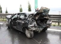 SARIYER - 2 Otomobille 1 Tır Birbirine Girdi Açıklaması 1 Ölü, 4 Yaralı