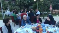 YASIN ÖZTÜRK - Akçakoca'da Esnaflar Düzenlenen İftarda Bir Araya Geldi