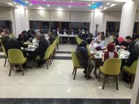 Aslanapa'da Şehit Yakınları Ve Gazilere İftar Yemeği