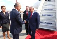 YUNANİSTAN BAŞBAKANI - Başbakan Yıldırım Yunanistan'da