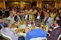MEHMET AKİF ERSOY - Başkan Çetin AK Parti Pursaklar İlçe Teşkilatına İftar Verdi