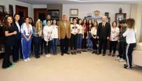 İBRAHIM KARAOSMANOĞLU - Başkan Karaosmanoğlu Açıklaması '65 Yaşındayım Her Gün Spor Yapıyorum'