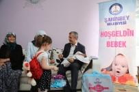 MEHMET TAHMAZOĞLU - Başkan Tahmazoğlu, 70 Bininci Bebeği Ziyaret Etti