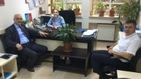 BURSA BÜYÜKŞEHİR BELEDİYESİ - Başkan Tatlıoğlu'ndan BUSKİ'ye Teşekkür Ziyareti