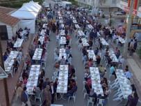 KÜTÜPHANE - Belediyenin İftarında Vatandaşlar Kaynaşma İmkanı Buluyor