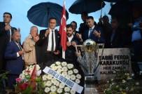 ŞAMPİYONLUK KUPASI - Beşiktaş, Şampiyonluk Kupasını Vefa Müdüre Getirdi