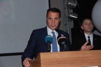 BÜYÜK ANADOLU - Beşiktaşlı Taraftarlardan Şampiyonluk Kupası İzdihamı
