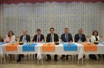 SÜLEYMAN ELBAN - Bilecik Şeyh Edebali Üniversitesi Ailesi İftarda Buluştu