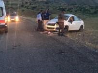 Bingöl'de Kaza Açıklaması 2 Yaralı