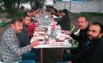 Bitlis Anadolu Lisesi Mezunları Adilcevaz'da İftar Açtı