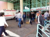 ADNAN MENDERES ÜNIVERSITESI - Boğa Yaşlı Adamı Hastanelik Etti
