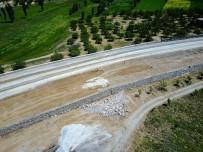ÖRENCIK - Büyükşehir Belediyesi Sel Ve Toprak Kaymasına Karşı Önlem Alıyor