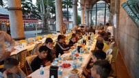 Camide İftar Yemeği