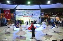 SEMAZEN - Çan Belediyesi 9'Uncu Ramazan Etkinlikleri'nde Mest Eden Semazen Gösterisi