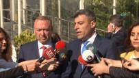 MÜZAKERE - CHP'li Yılmaz'dan AB Büyükelçilerine 'Adalet Yürüyüşü' Bilgilendirmesi