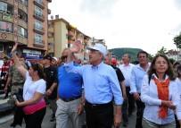 MUHARREM İNCE - CHP'nin 'Adalet Yürüyüşü'nün 5. Günü