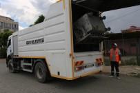 ÇÖP KONTEYNERİ - Çöp Konteyneri Yıkama Ve Dezenfekte Aracı