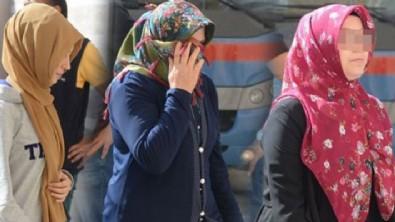 FETÖ'nün 'sohbet ablaları' gözaltına alındı