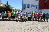 GÜZERGAH - Efeler'de En Baba Bisiklet Turu Düzenlendi