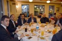 MUSTAFA ÇETIN - Erzurum Adalet Sen'den Yüksek Yargı Üyelerine İftar Yemeği