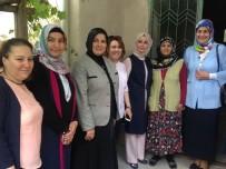 OYUNCAK BEBEK - Esra Tüfenkci Yardıma Muhtaç Ailelerin Dertlerine Ortak Oldu