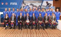 TÜRKIYE FUTBOL FEDERASYONU - FIFA Teknik Direktörler Semineri İstanbul'da Başladı