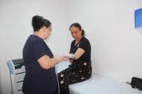 FİZİK TEDAVİ - Finike Devlet Hastanesinde Şok Dalga Tedavisi