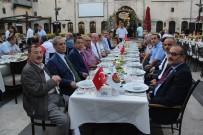 ASGARI ÜCRET - Gazeteciler, Gaziantep'teki İftar Yemeğinde Buluştu