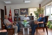 KAHRAMANLıK - Gazilerden Kaymakama Kıbrıs Teşekkürü