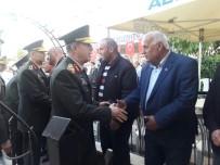 KARA KUVVETLERİ KOMUTANI - Genelkurmay Başkanı Orgeneral Akar'dan Şehit Evine Taziye Ziyareti