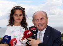 FLORYA - Hakkarili Küçük Yağmur'un Annesi Ve Kardeşleri De İstanbul'a Gelecek