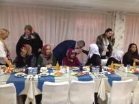 ADALET KOMİSYONU - Huzurevine 'Babalar Günü' Ziyareti