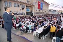 KÜÇÜKÇEKMECE BELEDİYESİ - İftarda Tüm Müslümanlar İçin Dua