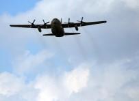İNCIRLIK - İncirlik'te Tahliye Öncesi Askeri Uçuş Trafiği Arttı