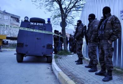 İstanbul'da 'Kurt Kapanı-6' operasyonu!