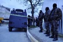 ÖZEL HAREKAT POLİSLERİ - İstanbul'da 'Kurt Kapanı-6' operasyonu!