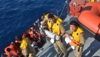 SOMALI - İzmir'de 57 Düzensiz Göçmen Yakalandı