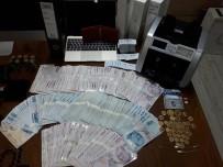 ZIRAAT BANKASı - İzmir'de 6 Milyon Liralık Vurgun !