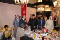 KADIR TOPBAŞ - Kadir Topbaş, 15 Temmuz Şehit Yakınları Ve Gazileri İftar Sofrasında Ağırladı
