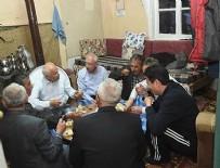 KÖY MUHTARI - Kılıçdaroğlu köy evinde iftar yaptı