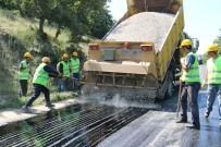 Kırklareli'nde 96 Kilometre Asfalt Yol Yapılacak