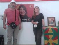 GEZİ PARKI - Kırmızı fularlı teröristin anne ve babası gözaltında