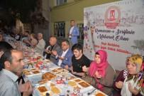 MUSTAFA UYSAL - Küplü Ve Başköy'de İftar Sofrası Kuruldu