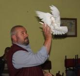 EMEKLİ MAAŞI - Maaşlarıyla Kuş Mezatında Açık Arttırmayla Güvercin Alıyorlar