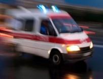 Katliam gibi trafik kazası:  4 ölü, 13 yaralı