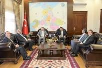 YURTDIŞI EĞİTİM - MEB Müsteşarı Balıkesir'de