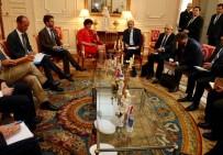 DOĞU AKDENİZ - Milli Savunma Bakanı Işık, Fransa Savunma Bakanı Goulard İle Bir Araya Geldi